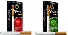 Vaporin Disposable E-Cig Flavors