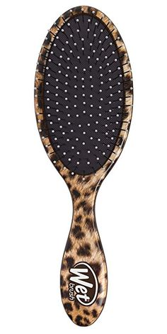 Wet Brush Detangler Hair Brush, Leopard - http://amzn.to/2ssZWjg