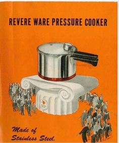 Pressure Cooker Manual Library - dozens of manuals & recipe booklets! (maintained by hip pressure cooking)