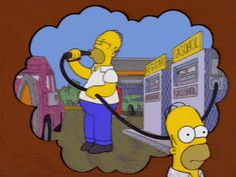 Discover & share this Homer Simpson GIF with everyone you know. GIPHY is how you search, share, discover, and create GIFs. The Simpsons Tv Show, Die Simpsons, Simpsons Cartoon, Homer Simpson, Charles Montgomery, Montgomery Burns, Animated Cartoons, Animated Gif, The Simpsons