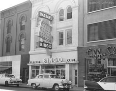 Harrah's Bingo Club, early 1940s, Reno NV