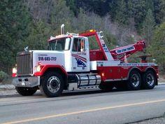 Jamie Davis Towing S Mighty Moe Wreckers Tow Trucks