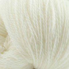 18/2 Merino 1.75 oz skein in white only please