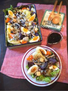 温野菜とたまごとジャコのバルサミコサラダ 簡単、ヘルシー、節約 ... 今日のレシピは【温野菜とたまごとジャコのバルサミコサラダ 】