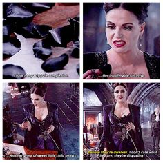 """I hate her pasty pale complexion"" #OnceUponATime"