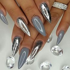 "148 Likes, 2 Comments - Ugly Duckling Nails Inc. (@uglyducklingnails) on Instagram: ""Beautiful nails by @krazy4jenny ✨Ugly Duckling Nails page is dedicated to promoting quality,…"""