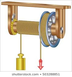 Find Mechanical Power Loaded Movable Pulleys stock images in HD and millions of other royalty-free stock photos, illustrations and vectors in the Shutterstock collection. Wooden Clock Plans, House Lift, Chainsaw Mill, Mechanical Power, Engineering Tools, Drilling Tools, Polaroid, Simple Machines, Homemade Tools