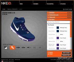blue football boots