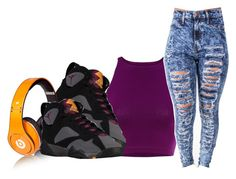 """""""Untitled #577"""" by thuglife-458 ❤ liked on Polyvore featuring Beats by Dr. Dre"""