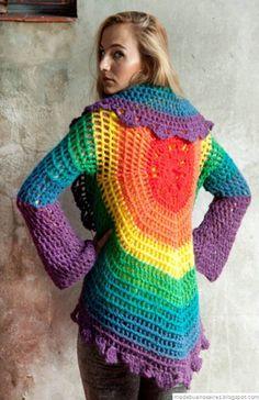 DE LAS BOLIVIANAS TEJIDOS ARTESANALES: Color y alegría en cada prenda