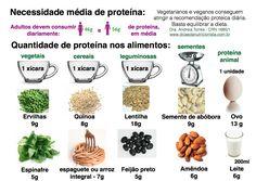 Nutrição Holística: Consuma Proteínas de Origem Vegetal