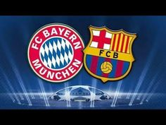 BAYERN MÜNIH Vs FC BARCELONA DREAMLEAGUE SOCCER 18 LIVE GAMEPLAY