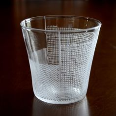 Hand-blown, etched glass by Nitta Yoshiko  www.studiokotokoto.com