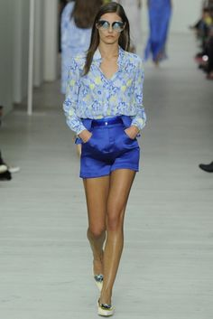 London Fashion Week SS 2014. 10 outfits that I liked the most