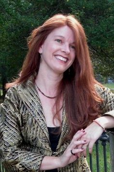 Kim Harrison, dark urban fantasy author of the New York Times best selling Pale Demon.  Also a young adult series the Hollows books and a Hollows-based graphic novel.