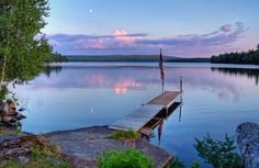 Piper Pond - Abbott, ME  Where my parents live in the summer