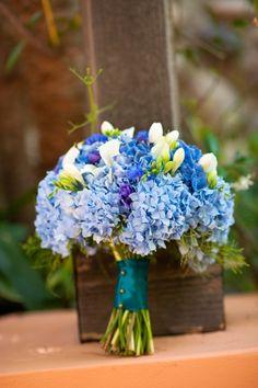 Pozytywne Inspiracje Ślubne: niebieski
