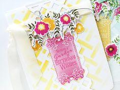 Homespun with Heart: NEW Make It Market: Garden Gate kit!