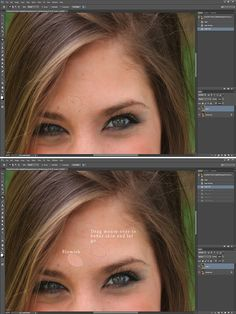 How to correct skin blemishes using the patch tool in Photoshop - DPS