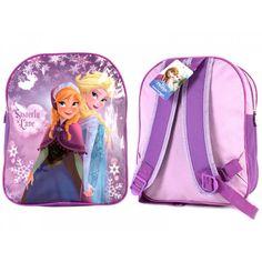 Frozen Rugzak - Anna & Elsa Sisterly Love #disneyfrozen #annaenelsa #kinderrugzak #kinderrugtas Spiderman, Batman, Elsa Anna, Disney Frozen, Minions, Mickey Mouse, Backpacks, Bags, Spider Man