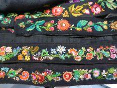 Fra utstilling, Tinn Håndverksenter East Of The Sun, Folk Embroidery, Vera Bradley Backpack, Ribbons, Saga, Norway, Celtic, Scandinavian, Braids