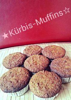 Leckere Kürbismuffins ♥ Rezept zum Nachbacken gibts hier: http://somanylittlesteps.wordpress.com/2014/10/02/kurbismuffins/ #Hokkaidokürbis #Muffin #fruchtig #gesund #Kürbismus #laktosefrei #Vitamine #Zimt