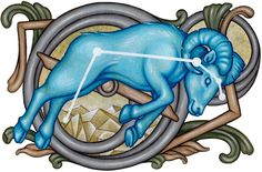 Aries Ram Constellation