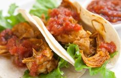 Easy, delicious and healthy Slow Cooker Salsa Chicken recipe from SparkRecipes. See our top-rated recipes for Slow Cooker Salsa Chicken. Slow Cooker Salsa, Slow Cooker Recipes, Crockpot Recipes, Cooking Recipes, Healthy Recipes, Healthy Meals, Diabetic Recipes, Easy Recipes, Enchiladas