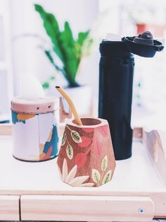 Diy And Crafts, Arts And Crafts, Mug Art, Ideas Para, Pottery, Mugs, Creative, Gifts, Clay