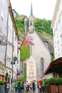 Salzburg, Austria. Home of Mozart and the Sound of Music! Click here for the Sound of Music filming locations.