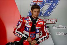 """MotoGP - Casey Stoner: """"A Ducati pode conquistar o título"""""""