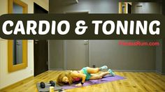 RU75-240 Rep Frog Madness–Cardio And Toning Exercises 23 Minute Fat Blas...
