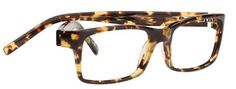 Habana Ivy League Ophthalmic-grade Reading Glasses with Case
