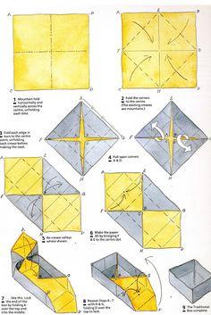 Origami Present Box!