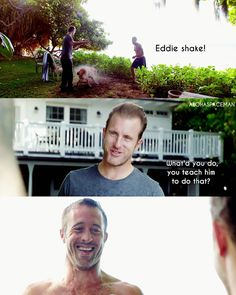 I need to know how long Steve has waited for this moment #H50 8.06 #HawaiiFive0 #Hawaii50 #AlexOLoughlin #ScottCaan