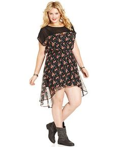 69b4583d36d3f American Rag Plus Size Dress