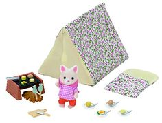 Sylvanian Families Seaside Camping Set -- You can get additional details at the image link.