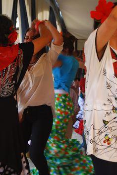 Learn Spanish and Flamenco in southern spain. www.lajanda.org