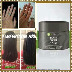 Do you pamper your hair skin and nails Tinaharney.myitworks.com