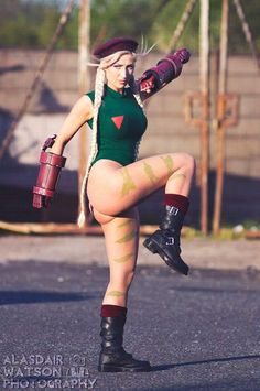 Cammy White - Street Fighter CosplaySelf by suicideblxnde Cammy Street Fighter, White Costumes, Geek Girls, Best Cosplay, Amazing Cosplay, People Dress, Cosplay Girls, Supergirl, Best Funny Pictures