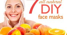 7 Natural Homemade Face Masks  - Best Facial Masks For Every Skin Type | Findhealthremedies.com
