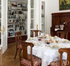 Квартира в старом доходном доме в Москве: интерьеры от Марии Шубиной и Антона Атласа | Admagazine | AD Magazine