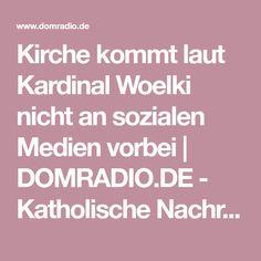 Kirche kommt laut Kardinal Woelki nicht an sozialen Medien vorbei | DOMRADIO.DE - Katholische Nachrichten