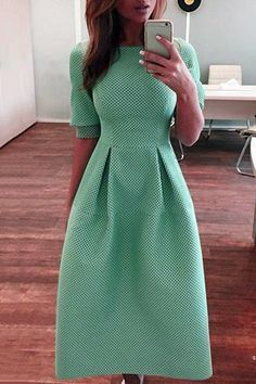 modest dresses for women 15 best outfits - Page 10 of 14 - cute dresses outfits Women's Dresses, Modest Dresses For Women, Trendy Dresses, Cute Dresses, Beautiful Dresses, Dress Outfits, Cheap Dresses, Dresses 2016, Spring Dresses