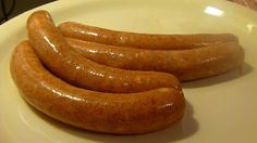 How to make hot dogs that aren't made with whatever the hell commercial dogs are made from