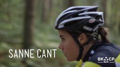 Ontdek het verhaal van Belgisch en Europees kampioene cyclocross Sanne Cant.