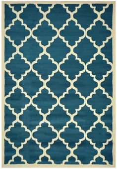 amazoncom modela collection trellis modern area rug amazoncom coaster shape home office