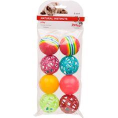 Petco Balls of Fun Cat Toys