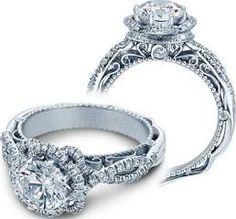 Verragio Venetian-5051R 14 Karat Engagement Ring