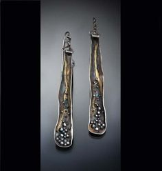 Custom Made Kum Boo Earrings by Beverly Schnell Jewelry Design